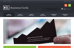 Business Card Design Website