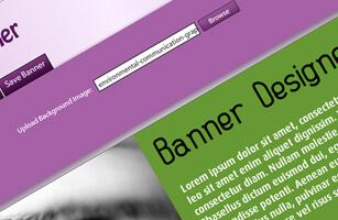 Banner Designer