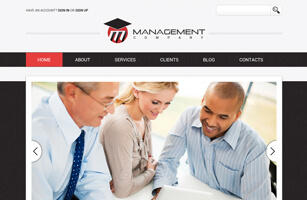Management Website