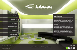 Interior Design Site
