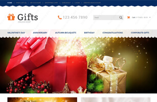 Gift Online Site