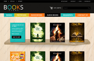Book Selling Website